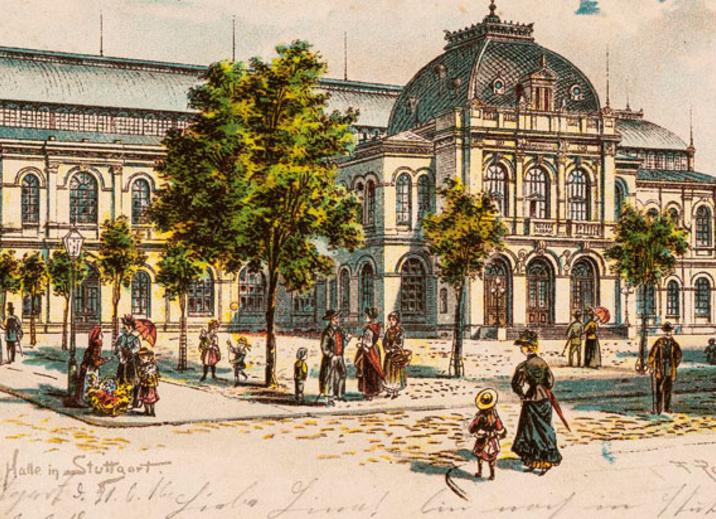 Stuttgarts koloniale Vergangenheit