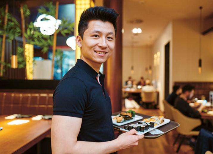 Mikomi Sushi & Grill