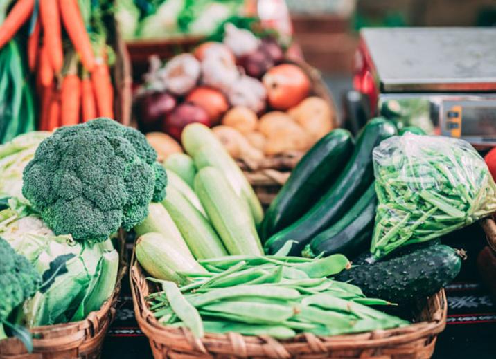 Digitaler Dienstag: Gesunde Ernährung vegan und vegetarisch