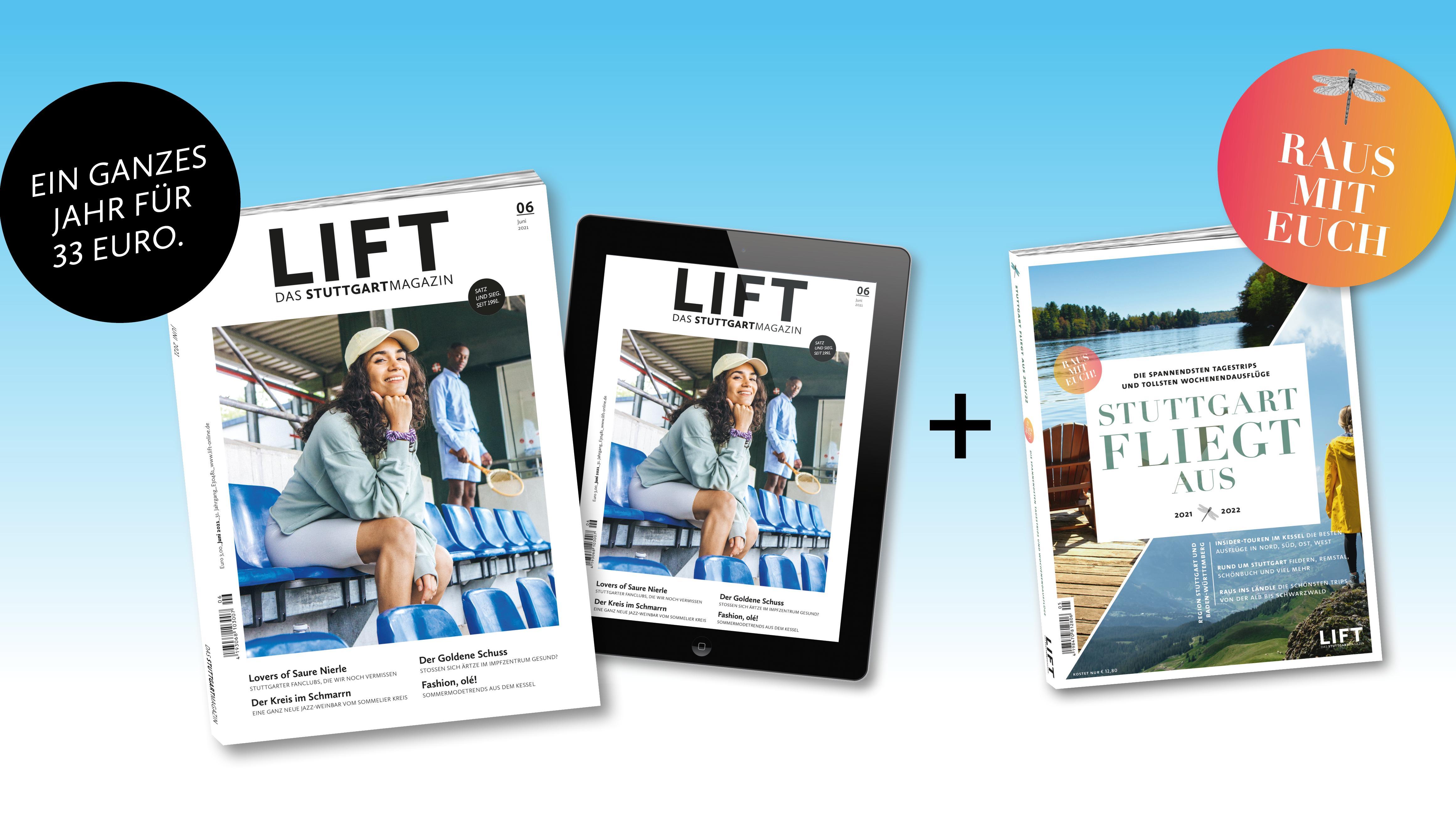 LIFT-Abo-Aktion im Juni