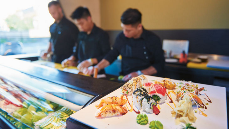 Enso Sushi & Grill