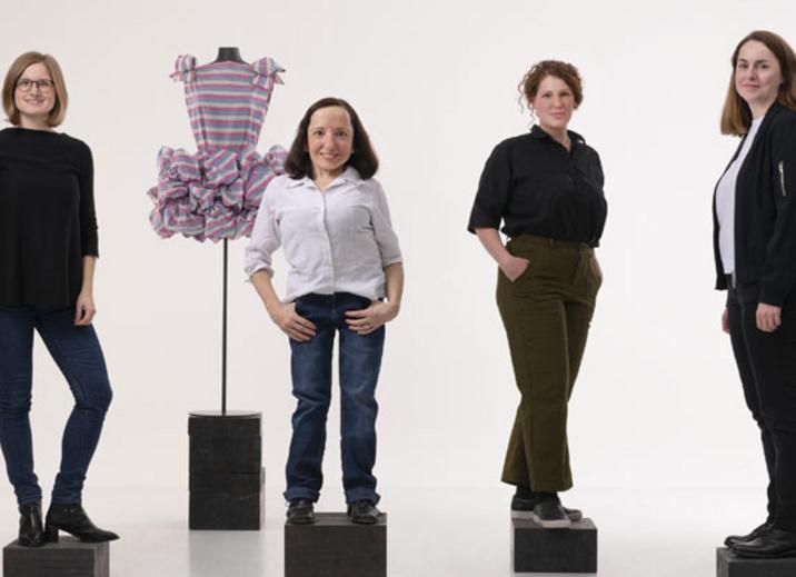 Frauen in der Mode