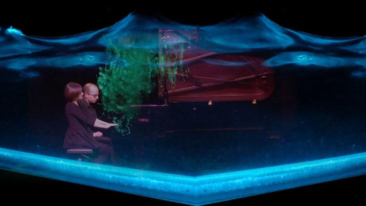 Meeresgeflüster - ein Kinder-Musik-Theater