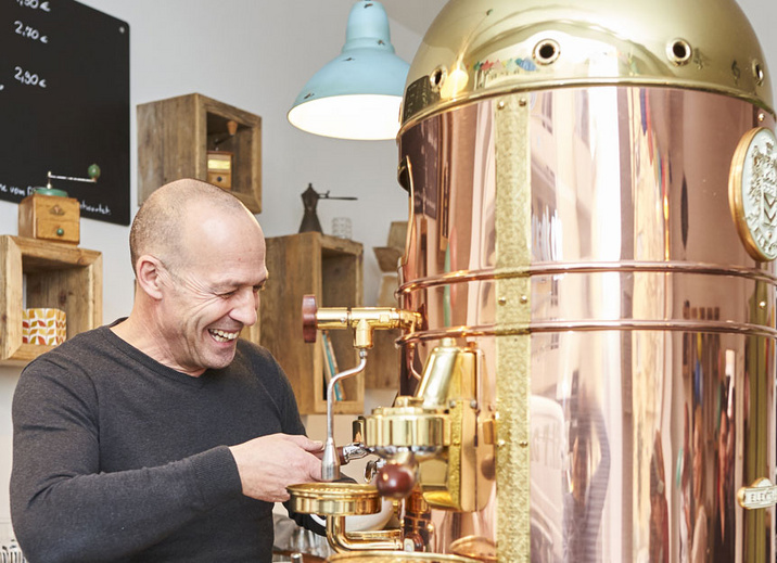 Kaffeerakete Stuttgart