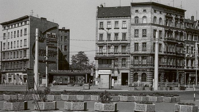 Ulrich Wüst - Stadtbilder 1979-1985