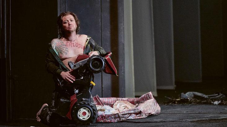 Oper trotz Corona: Parsifal