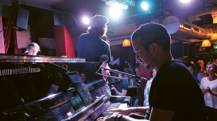 Stuttgarts Jazz-Affäre