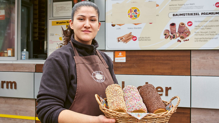 Ice and Roll/Cake and Roll Bad Cannstatt