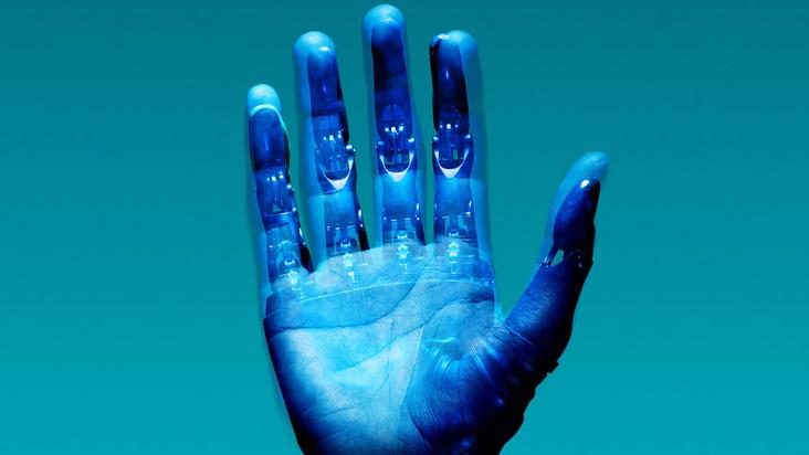 Bionik - die mechanische Hand