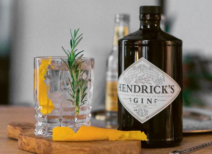 Gin & Tonic Live Tasting