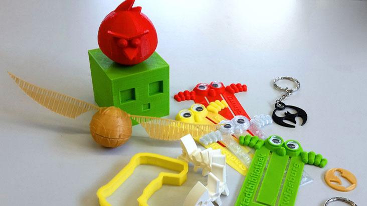 Online-Ferienworkshop: CAD und 3D-Druck