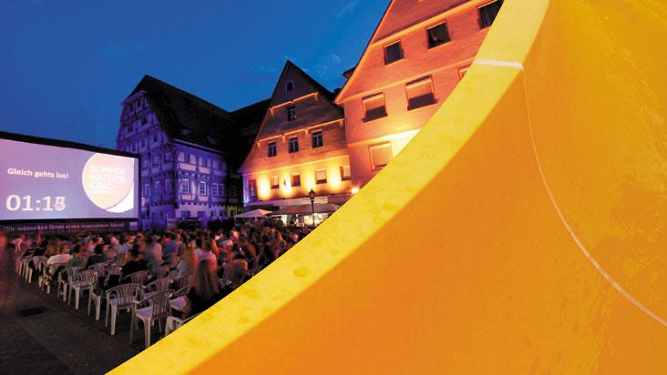Sommernachtskino Geislingen
