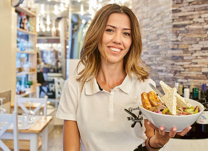 Greek Cuisine Taverna