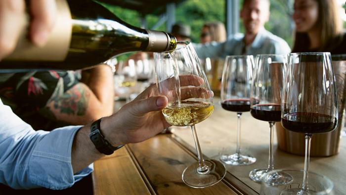 Urban Winetasting