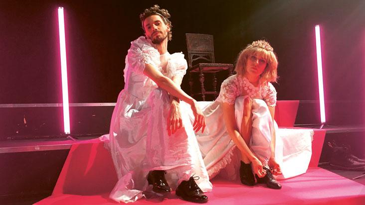 Princess Hamlet - Folge 4: Ofelio
