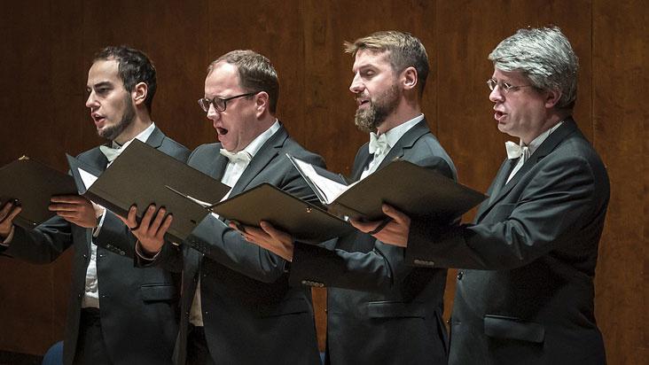Ein Nacht-Programm mit Musik von Franz Schubert