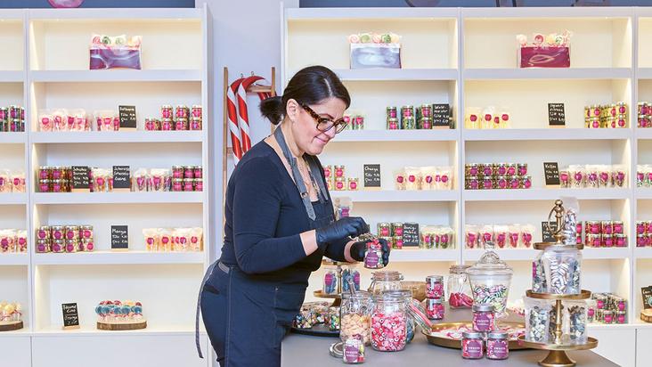 Sweets – die Bonbonmanufaktur