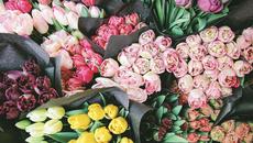 Blumenläden