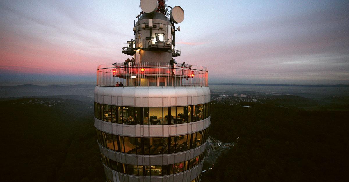 After-X-Mas-Jazz auf dem Fernsehturm